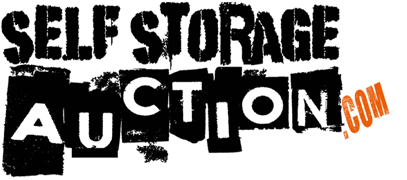 Self Storage Auction Logo